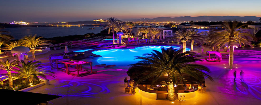 Ibiza Hotels Close To Clubs