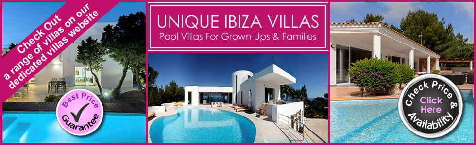 Unique Ibiza Villa